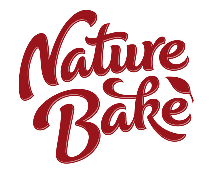 Nature Bake logo - robclarketype | ello
