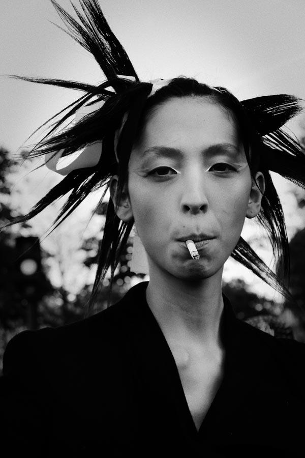 Issa Lish  - portrait, photography - fashionsnap | ello