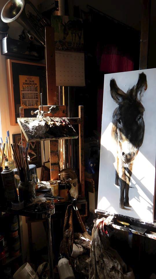 donkey work - jahupo | ello