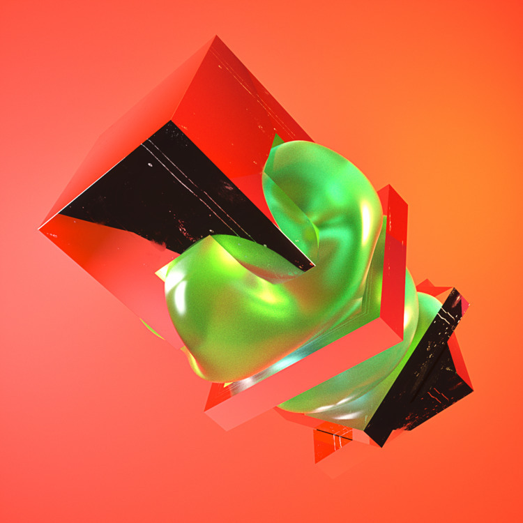 Squish - Tension, Chrome, Color - aaaronkaufman | ello