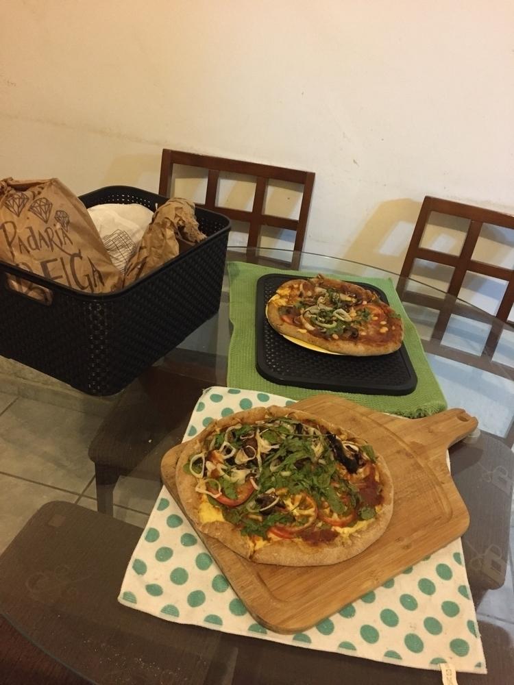 vegan, veganrecipe, veganpizza - rafaelfonseca | ello