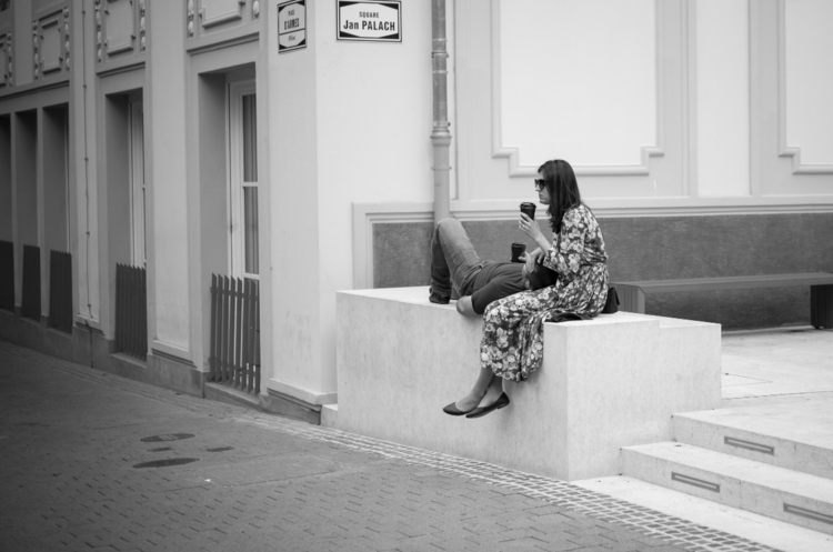 Coffee rest - luxembourgcity, streetphotos - cdelas | ello