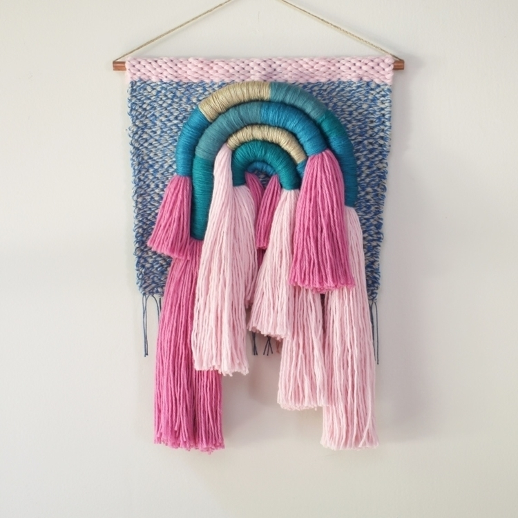weaving, fiberart, fibreart - smoothhills | ello