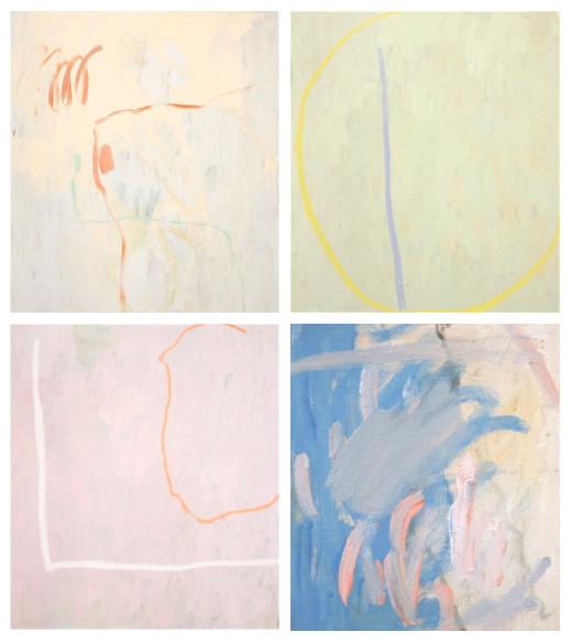 Shanti Shea abstract beginnings - modernism_is_crap | ello