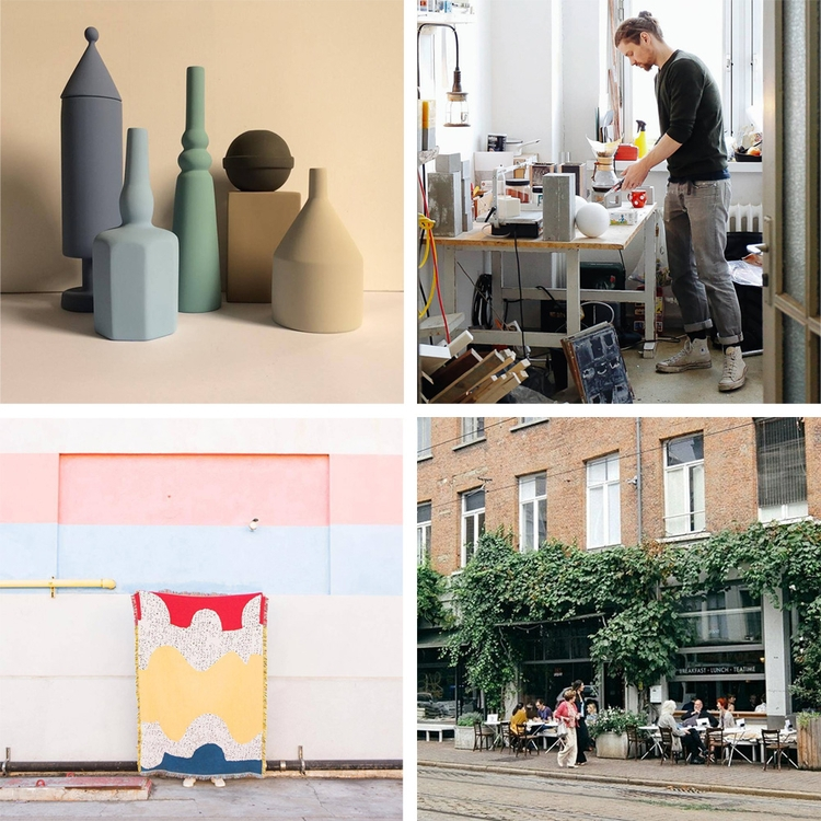 Instagram profile: ceramics Le  - futurepositive | ello