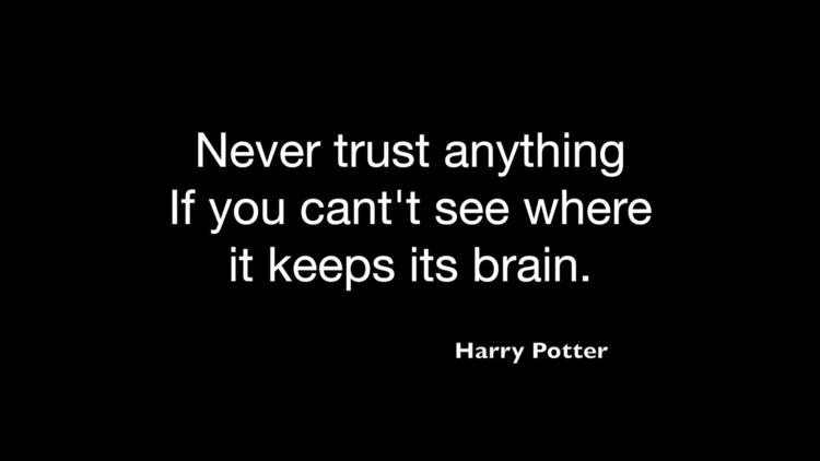 Harry Potter, quote. design art - moviemania   ello