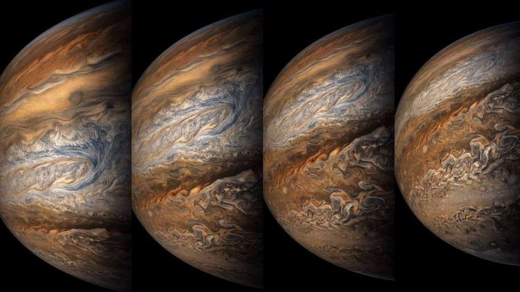 Sonda espacial Juno captura imp - codigooculto   ello