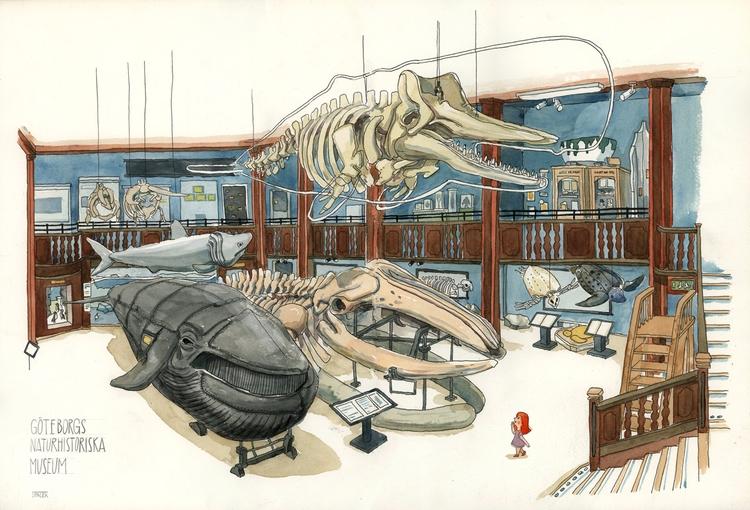 Göteborgs naturhistoriska museu - danielspacek | ello
