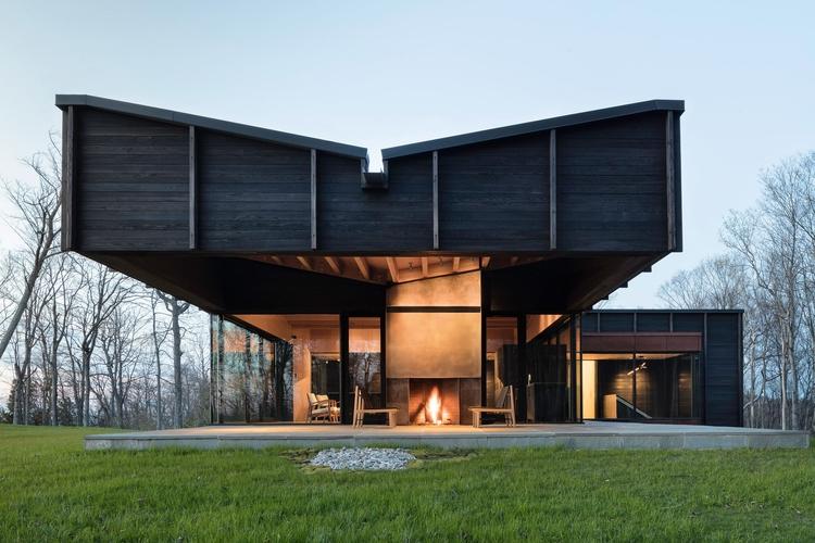 Michigan Lake House Desai Chia  - elloarchitecture | ello