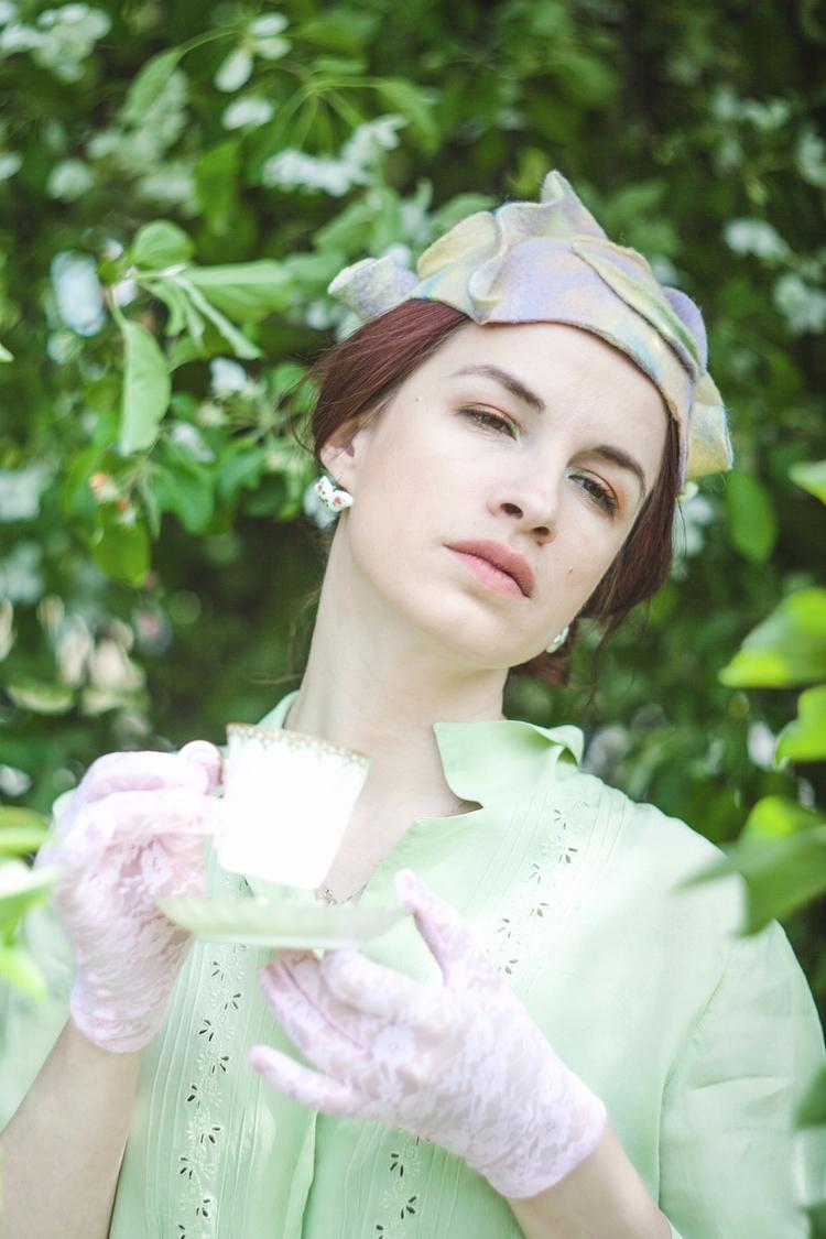 hat, style, sale, woman, felt - anelestudio | ello