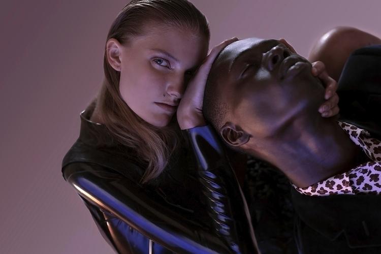 Atony, model, fashion, latex - cryptic_child | ello