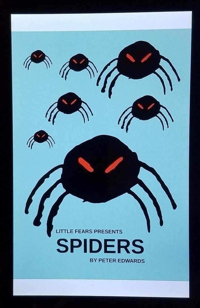 """Read Damn Book – 046: Spiders - richardfyates | ello"