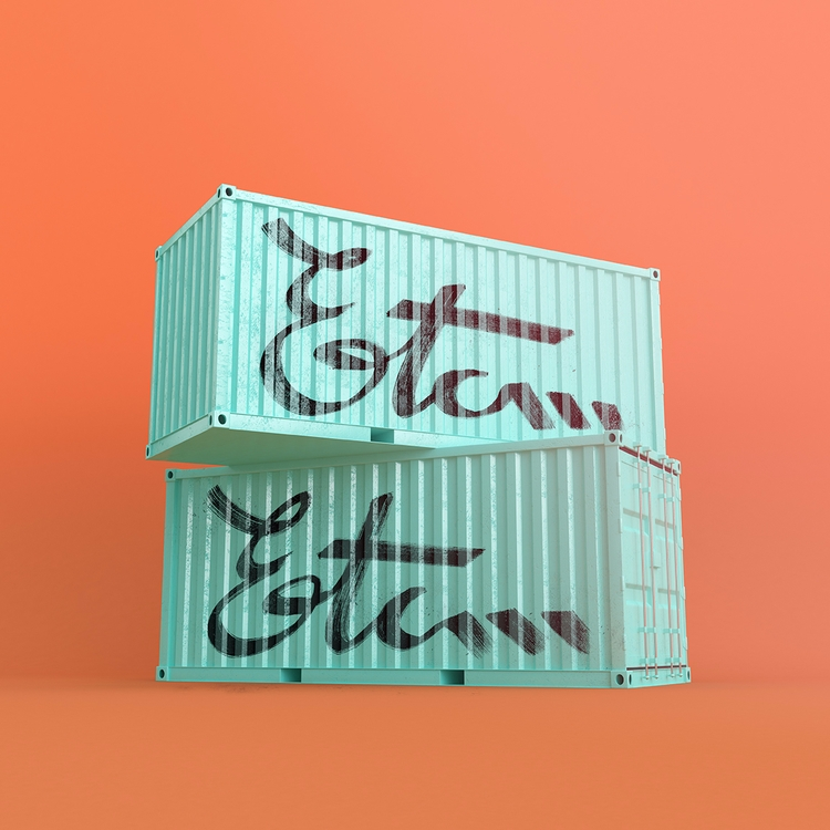 Illustration, Container, Color - aaaronkaufman | ello