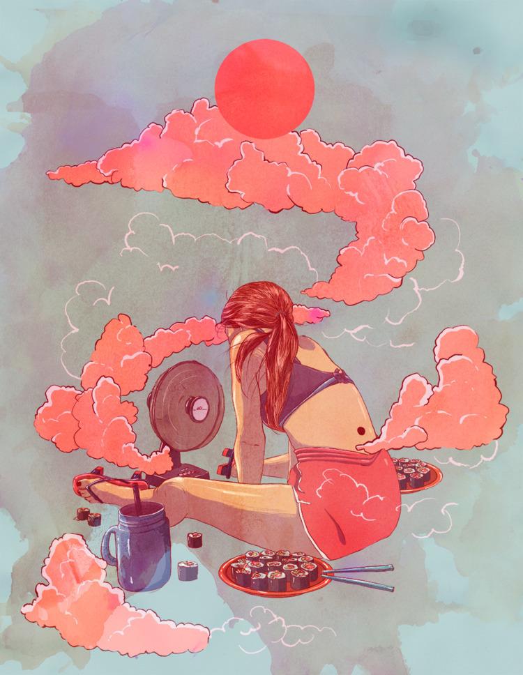 Lucid Summer Dreams - alterlier   ello