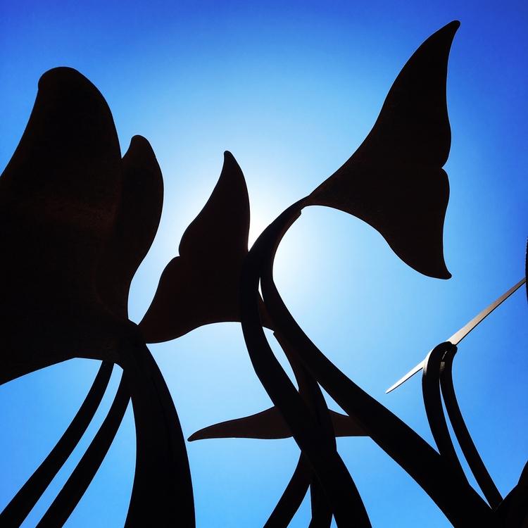 Sculpture fish Arta Mallorca, n - stigergutt   ello