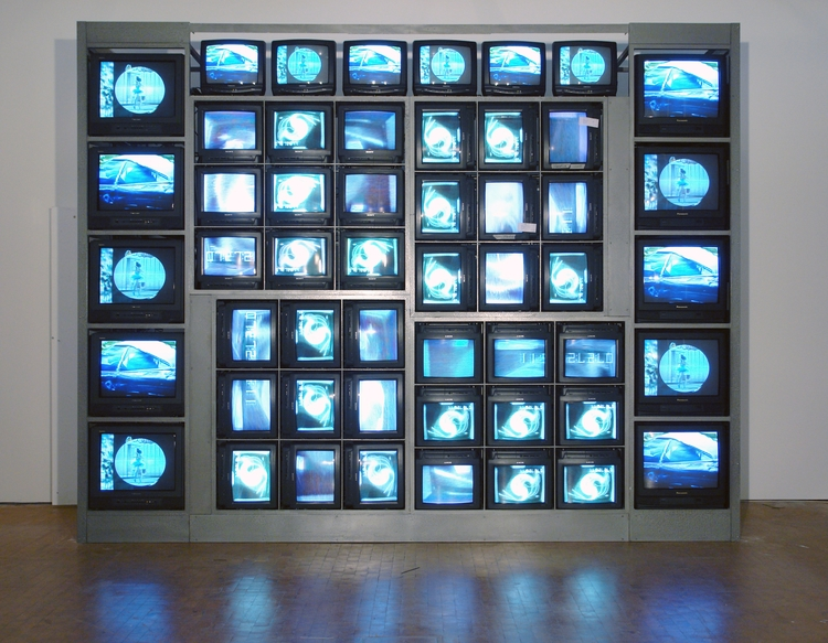 Nam June Paik Studios - art, video - valosalo | ello