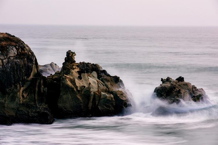 Rhythm Motion Gualala, CA - landscapephotography - neonicecream | ello