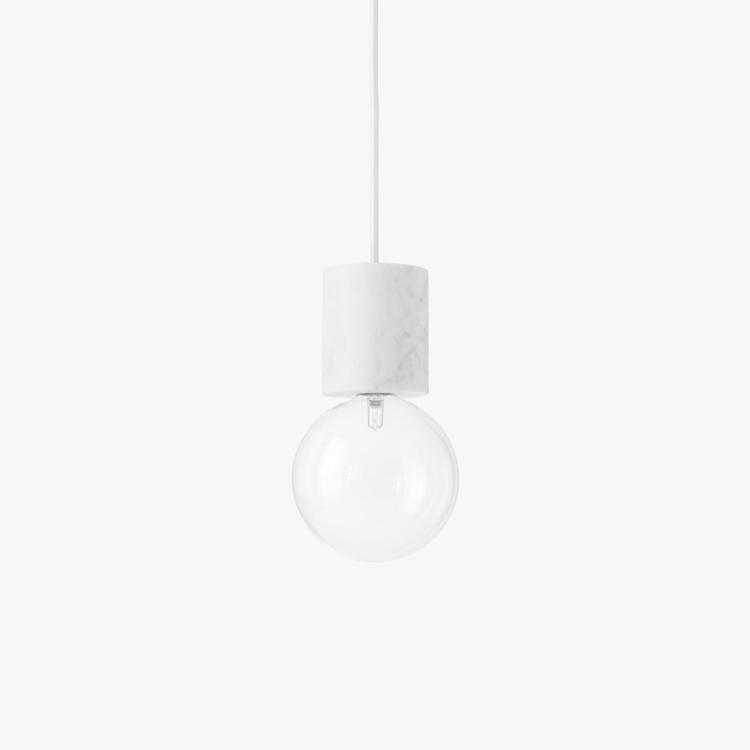Marble Light SV2 studio vit Tra - upinteriors | ello