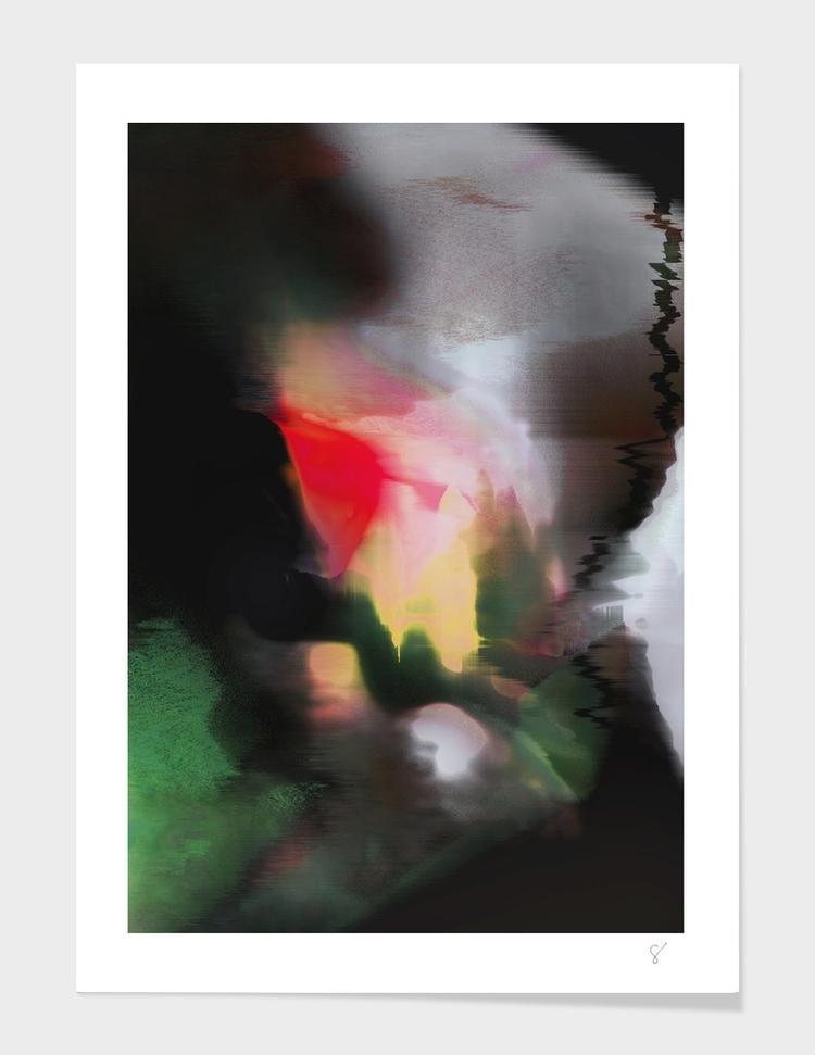 Moth Place. procedural print su - gregsted | ello