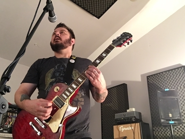 studio - makingMusic, artist, music - leather666 | ello