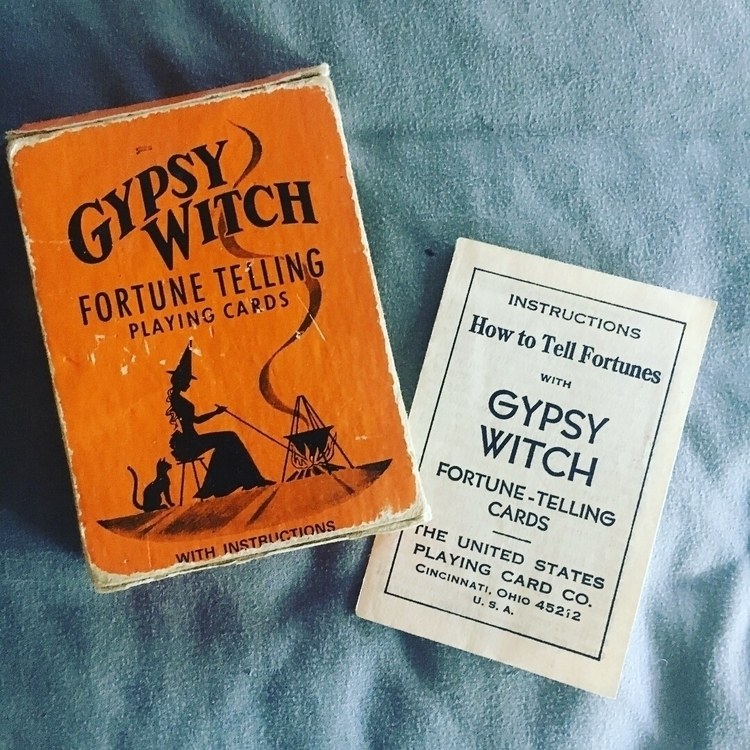 reading gypsy witch morning - cartomancy - natalieraymond | ello