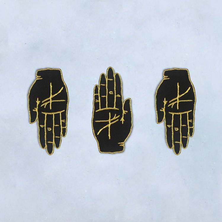 Open Hands Patch hands. Heart.  - secondmessenger   ello