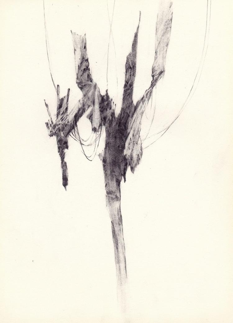A4 pencil drawing - nottakeiron | ello