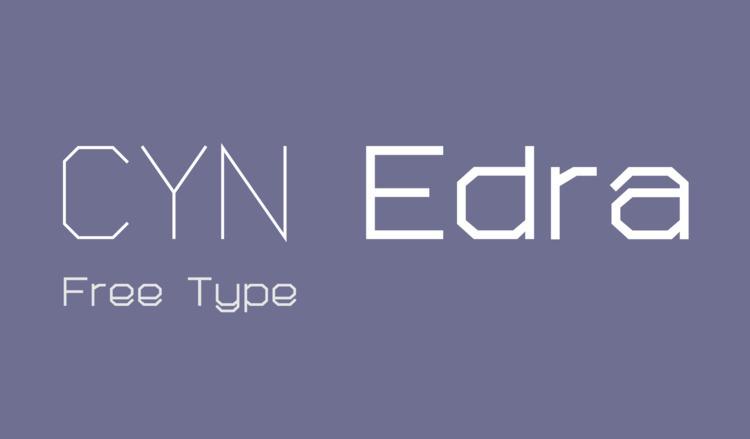 CYN_Edra square - Greek Latin - Free - petro5va5iadi5 | ello