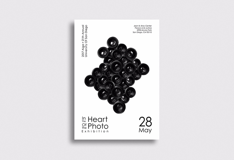Heart Photo (Concept - design, poster - fxsd | ello