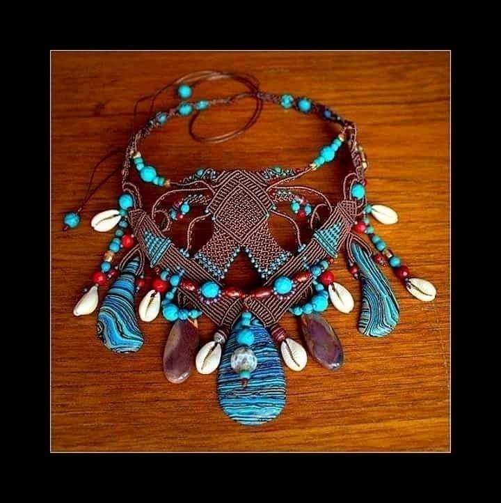 micromacrame, tribalstyle, fashion - macrame_birbyzossleptuve | ello