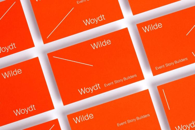 Business Cards Branding Wilde | - studiouna | ello