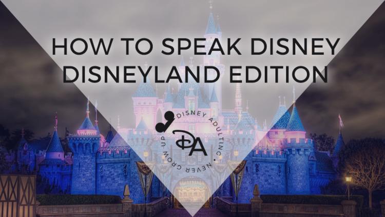 Adult Disney Guide common acron - disneyadulting | ello