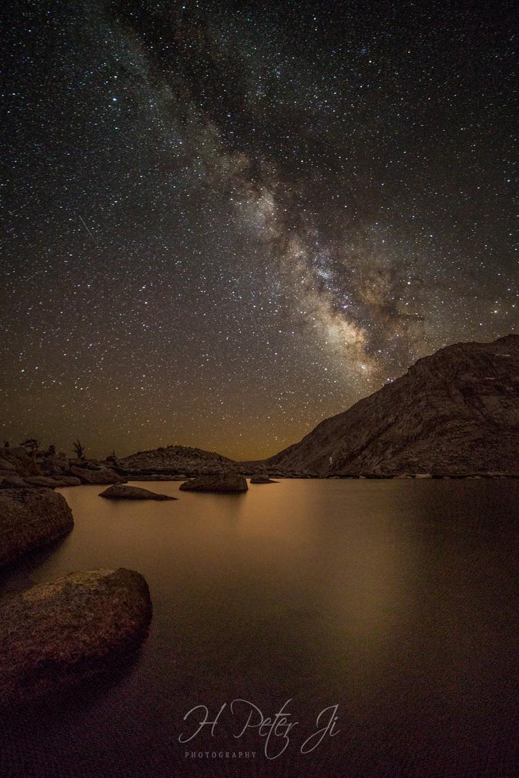meteor shot darker night gorgeo - scorpioonsup | ello
