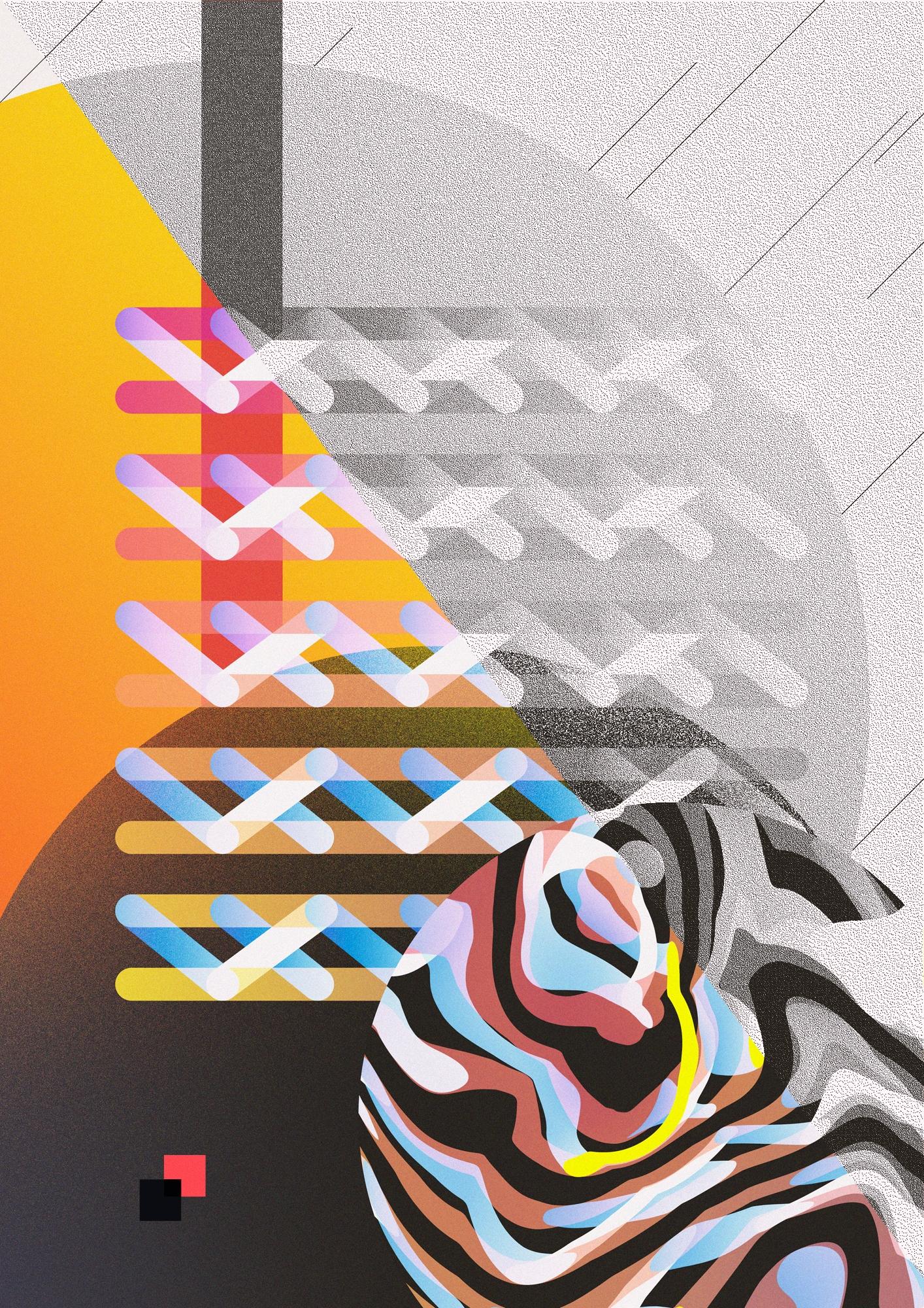 85 - 365, design, everyday, poster - theradya | ello