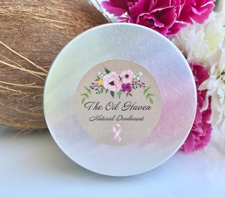Amazing natural deodorant Cocon - theoilhavenboutique | ello
