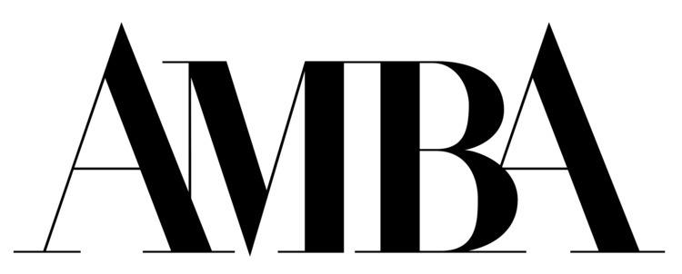 Amba logo - robclarketype | ello