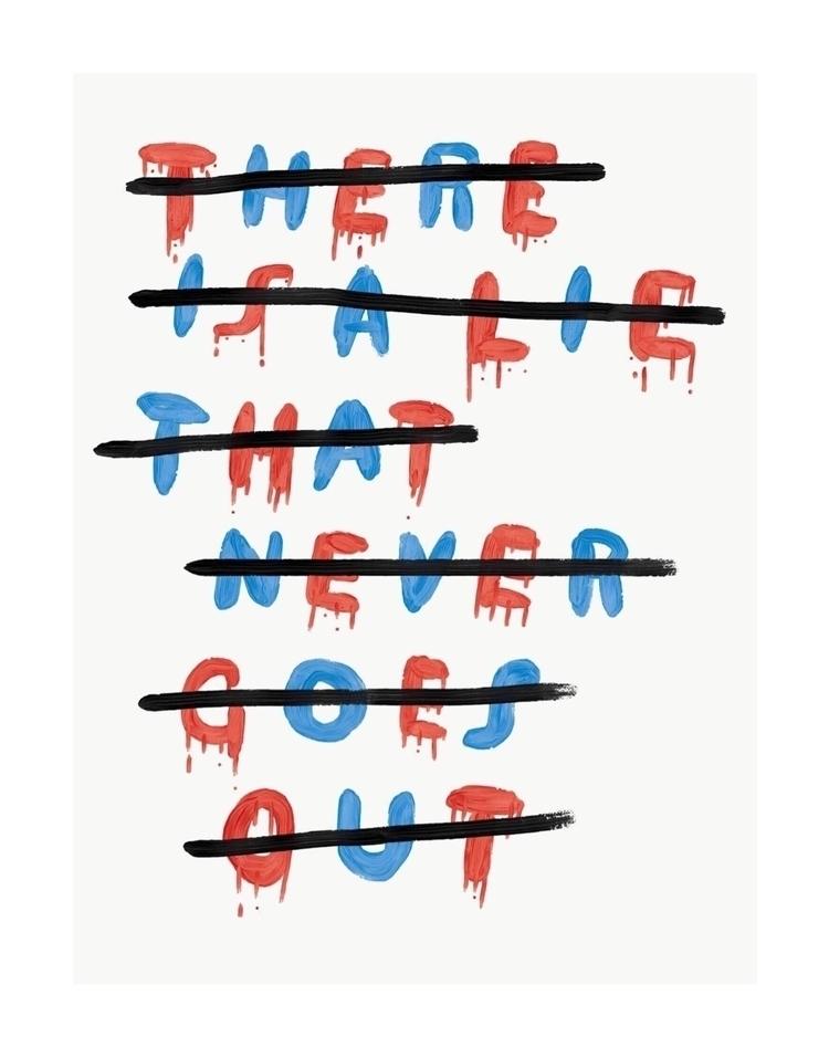 9/11 - 911, typography, art - filmarra | ello