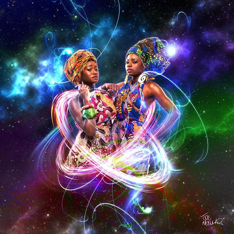 Abayomi Ade - BlackArt, DigitalArt - back2you | ello