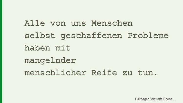 03 - menschliche_Reife - bringfried | ello