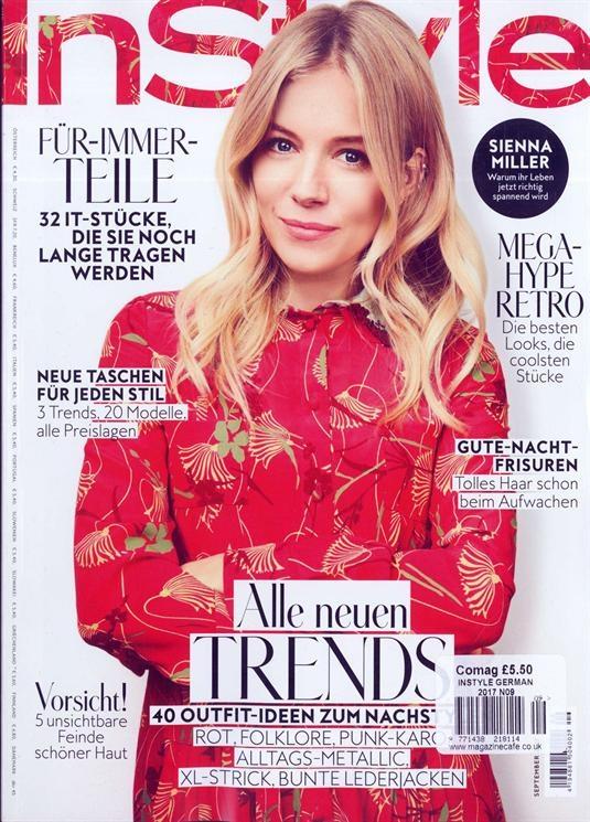 2017 cover. lifestyle - Instyle - magazinecafestore   ello