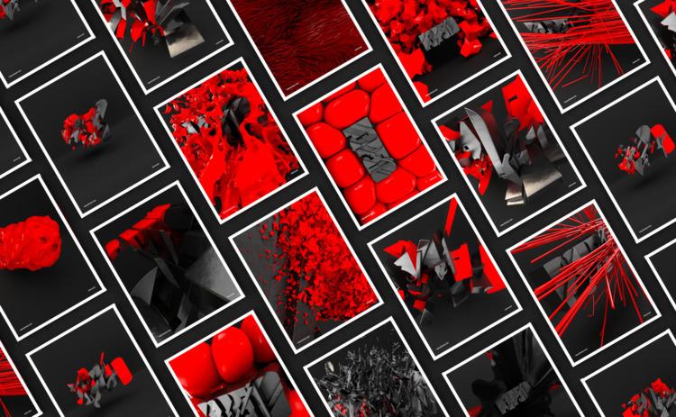 poster serie part study motion  - p3p510 | ello