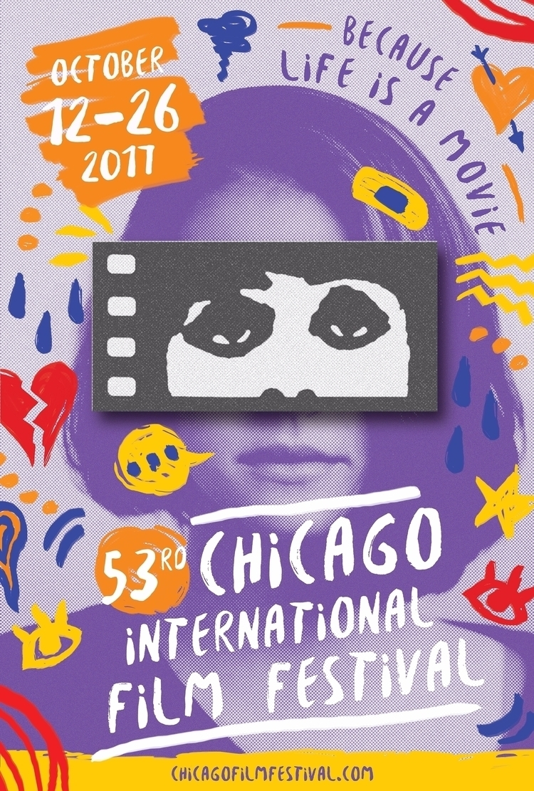 poster, design, film, festival - mickeygogo   ello