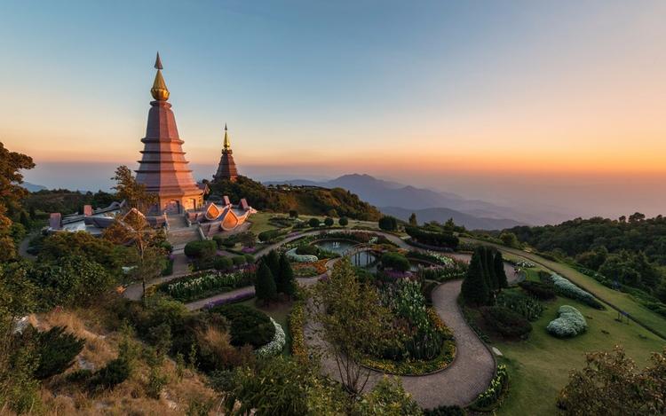 در شمال تایلند از چه جاهایی بای - buralan | ello