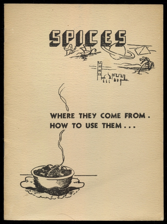 Spices c1925 trouble housewives - eudaemonius | ello