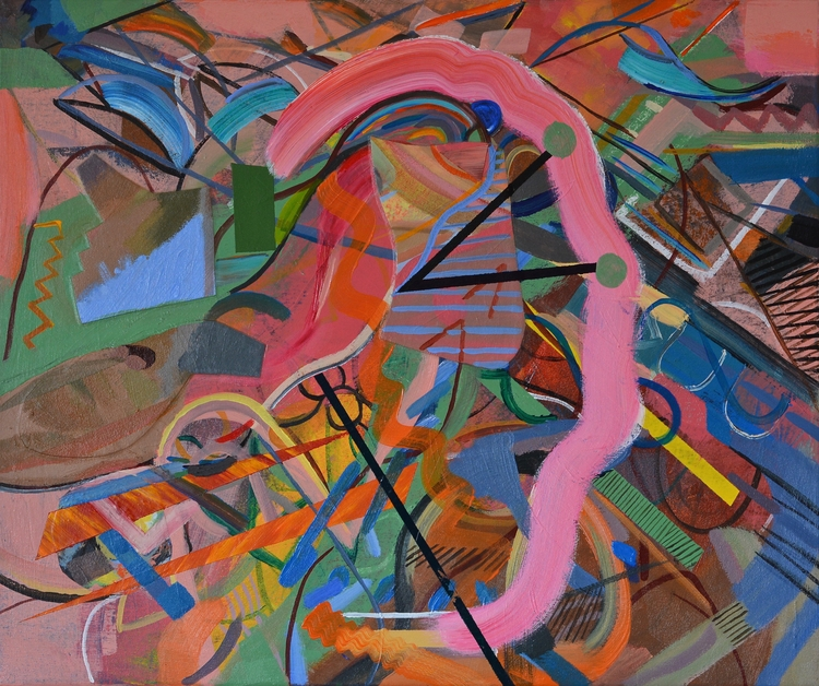 Meaningless Abstract Disrupted  - tonyvandenboomen | ello