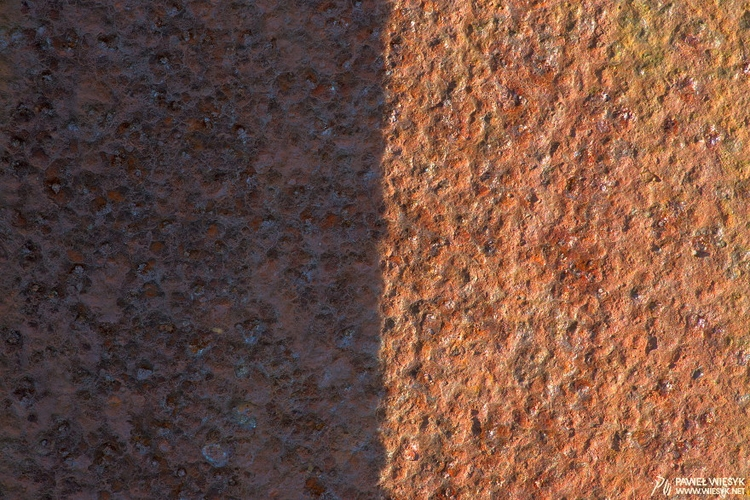 Dark Side Rust - photography, photo - pawelwiesyk | ello