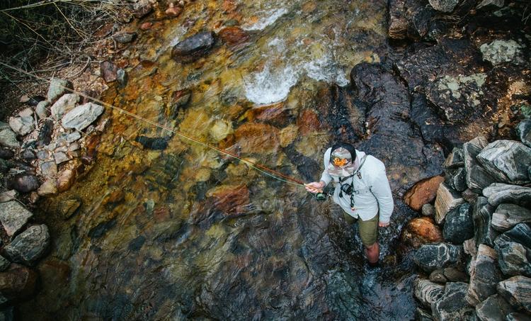 Skinny waters. Colorado 2017 - flyfishing - thinktomake | ello