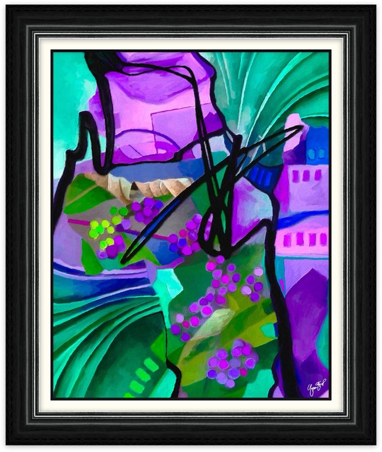 Deciphering Green $300 - abstract - ginastartup   ello