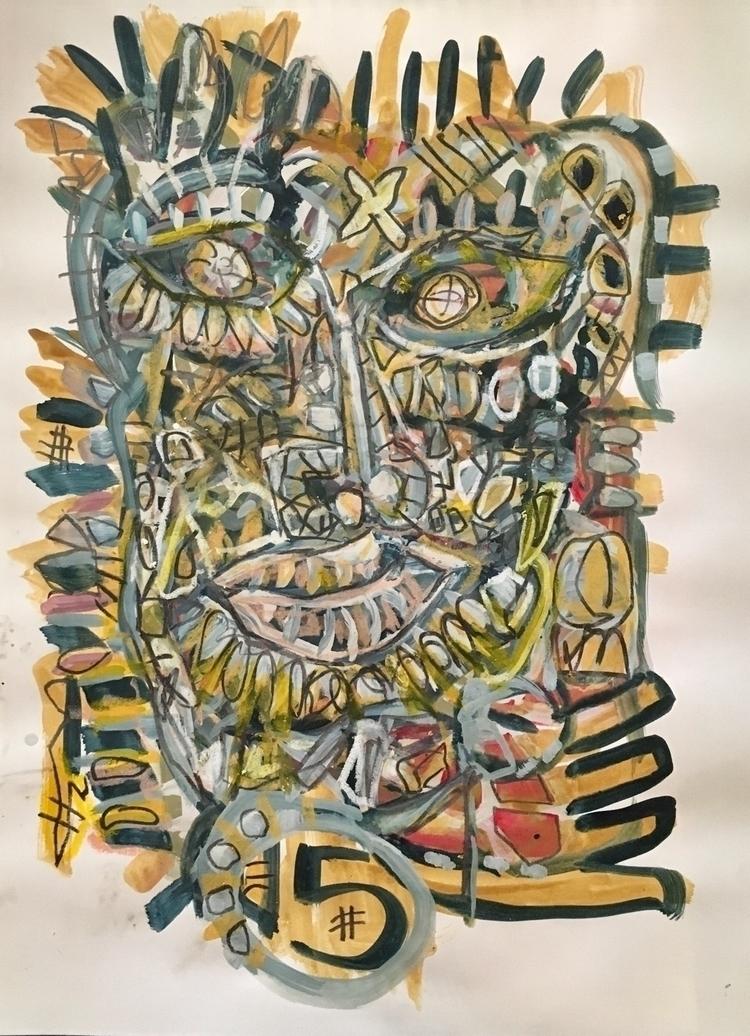 PNG Man Mix Media paper - 5, ellonow - nicolamaria | ello