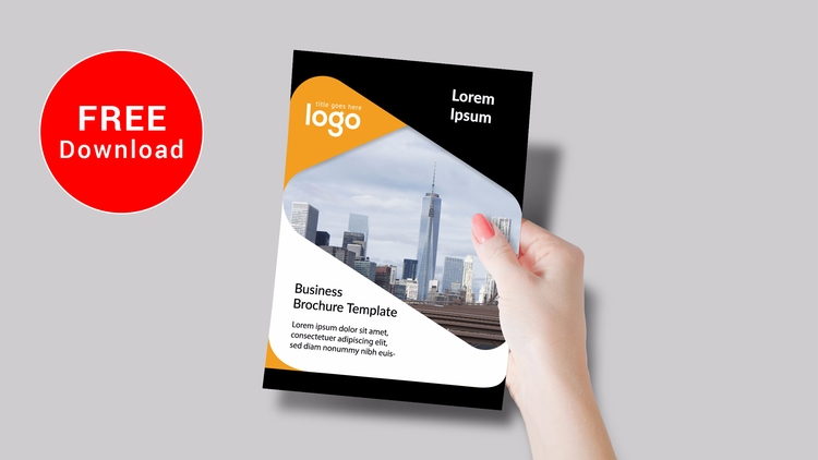 Free Download business brochure - zaas | ello